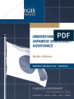 Understanding Japanese Democracy Assistance