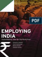 Employing India