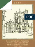 F. J. Arnold - Ausgefürthe Bauten, Entwurfe und Skizzen