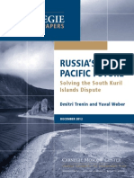 Russia's Pacific Future