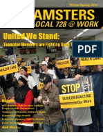 Teamsters Local 728 @ Work