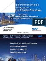 Refining Petrochemicals Integration