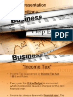 Revenue and capital Receipts and Revenue and Capital Expenditures