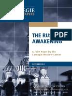 The Russian Awakening