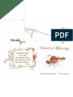 Ld Gratitude Quotes