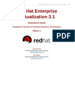 Red Hat Enterprise Virtualization 3.1 Evaluation Guide en US