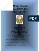 Monografia Final de Censo