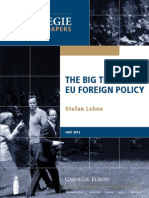 The Big Three in EU Foreign Policy