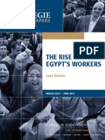 The Rise of Egypt's Workers