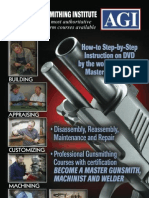 American Gunsmithing Institute 2013 Course Catalog