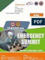 Announcement Emergency Summit 2013-25-27 April 2013_ Rev 20 Maret 2013