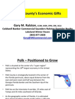 Polk County's Economic Gifts