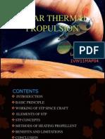 Solar Thermal Propulsion