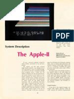 The Apple II by Stephen Wozniak (1)