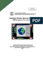 Menginstall Sistem Oprasi Berbasis GUI
