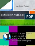 Consejeria Nutricional Cep 2012
