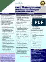 Seminar It Contract Management Kl