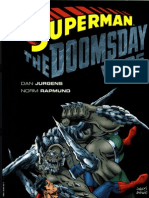 Dc - Superman, Doomsday Wars