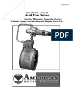 Axial Flow Valves AM