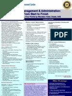 Seminar Contract Administration Dubai