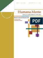 Humana_Mente 03 Filosofia, scienza e società