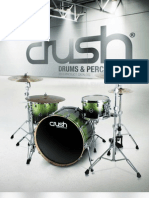 Crush Drums 2013 Catalogue