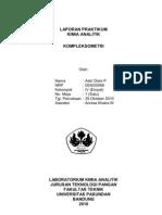50712692-Laporan-Kiman-Kompleksometri