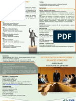 Diptico Curso Bsc-oct.2012