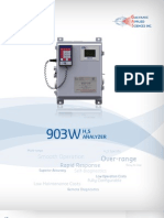 903W Natural Gas Analyzer Brochure