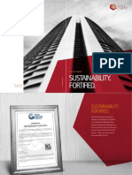 Lucky Cement Sustainability Report 2011