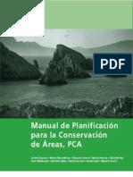 Manual de Planificacion Para La Conservacion de Areas Pca
