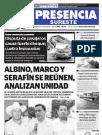 Diario Presencia viernes 26/04/2013