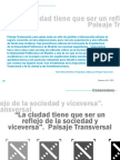 Entrevista a Paisaje Transversal en la revista Conversas