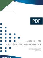 Manual del Comité de Gestión de Riesgos - ECUADOR