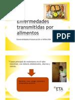 Enfermedades Transmitidas Por Alimentos [Modo de Compatibilidad]
