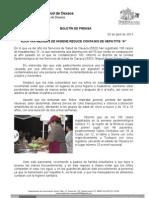 02/04/13 Germán Tenorio Vasconcelos adoptar Medidas de Higiene Reduce Contagio de Hepatitis A