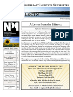 NPI Reflects Spring 2013