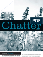 Chatter, May 2013