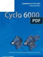 Cyclo 6000 Brochure