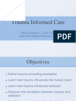 Trauma Informed Care, Davidson (1)
