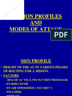 Msn Profiles & Modes of Attk