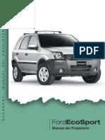 Manual Ecosport