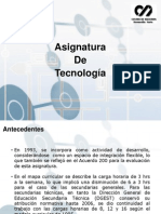 Tecnologia-Propositos 3a Sesion