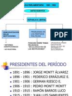 3.- Republica Parlamentaria