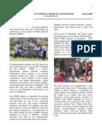 Im Newsletter March 2008