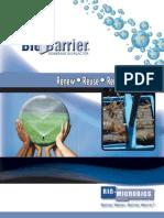 BioBarrier Membrane Bioreactors Brochure