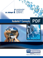 FAST Wastewater Treatment Brochure
