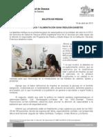 14/04/13 Germán Tenorio Vasconcelos ACTIVIDAD FÍSICA Y BUENA ALIMENTACIÓN REDUCEN DIABETES