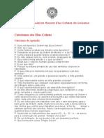 Catecismo de ACM Da OEC