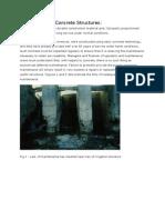 Maintenance of Concrete Structures